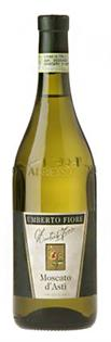 Umberto Fiore Moscato d'Asti 750ml - Case of 12